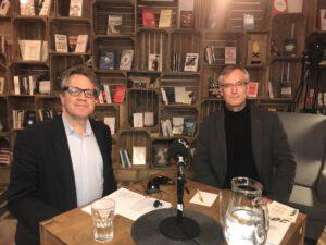 Marcus Bensmann und Christoph Grotepass