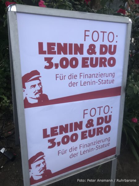 Lenin als Geschäftsmodell