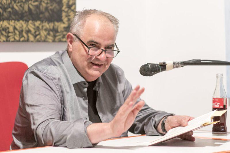 Stefan Laurin, Journalist und Ruhrbaron; Foto: Roland W. Waniek